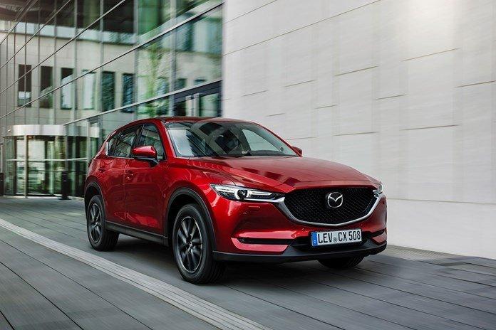 Mazda presenta il nuovo CX-5 in anteprima Europea 34 Mazda presenta il nuovo CX-5 in anteprima Europea