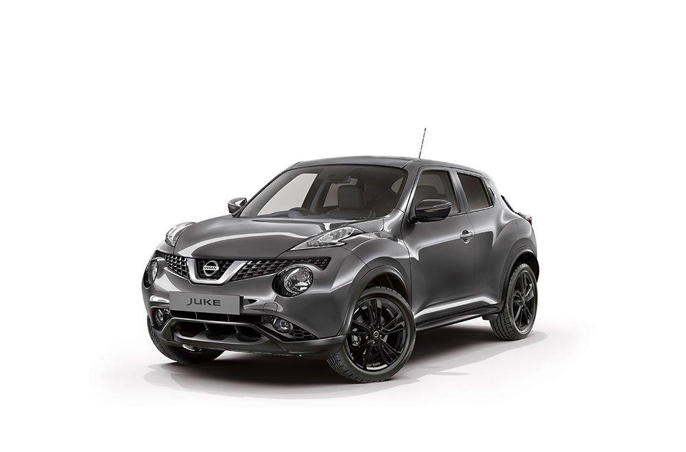 nissan juke premium - Nissan lancia Juke Premium, edizione limitata
