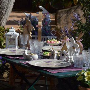 La tavola di Pasqua realizzata dalla Wedding Planner MARIANGELA DE BIASE 9 La tavola di Pasqua realizzata dalla Wedding Planner MARIANGELA DE BIASE