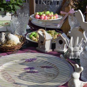 La tavola di Pasqua realizzata dalla Wedding Planner MARIANGELA DE BIASE 11 La tavola di Pasqua realizzata dalla Wedding Planner MARIANGELA DE BIASE