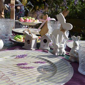La tavola di Pasqua realizzata dalla Wedding Planner MARIANGELA DE BIASE 10 La tavola di Pasqua realizzata dalla Wedding Planner MARIANGELA DE BIASE