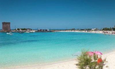 Le dieci spiagge più belle d'Italia per Hundredrooms 13 Le dieci spiagge più belle d'Italia per Hundredrooms