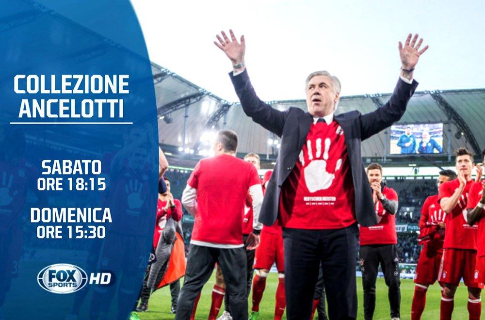 Ancelotti sulla Champions: