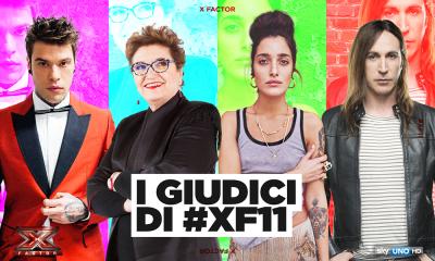 Ecco la giuria di X Factor 2017 22 Ecco la giuria di X Factor 2017