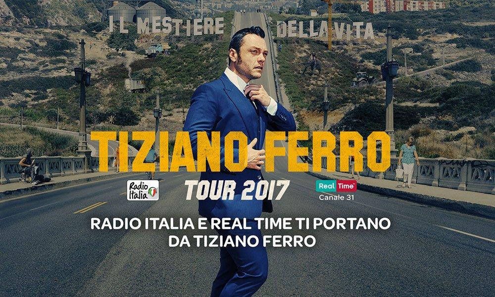 Tiziano Ferro in esclusiva su Real Time il 23 maggio 7 Tiziano Ferro in esclusiva su Real Time il 23 maggio