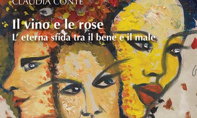 Il vino e le rose, il nuovo romanzo di Claudia Conte 70 Il vino e le rose, il nuovo romanzo di Claudia Conte