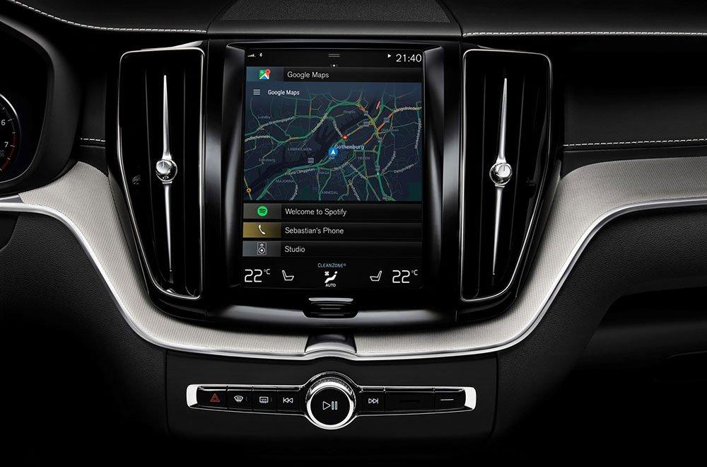 volvo android google - Volvo collabora con Google per integrare Android nelle auto