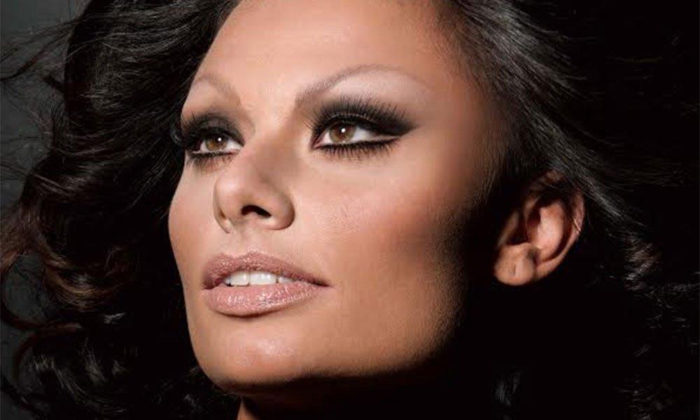 francesca rasi sosia sophia loren - Uguale identica a Sophia Loren: quattro chiacchiere con Francesca Rasi