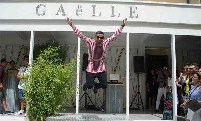 Pitti Uomo: Francesco Gabbani ospite di Gaëlle Paris 88 Pitti Uomo: Francesco Gabbani ospite di Gaëlle Paris