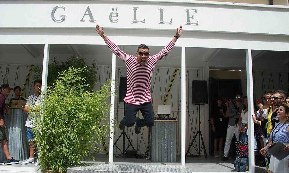 Pitti Uomo: Francesco Gabbani ospite di Gaëlle Paris 7 Pitti Uomo: Francesco Gabbani ospite di Gaëlle Paris