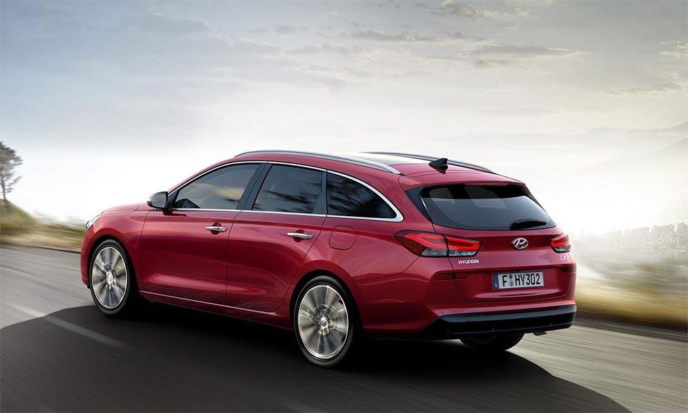 La nuova Hyundai i30 Wagon: le caratteristiche 7 La nuova Hyundai i30 Wagon: le caratteristiche