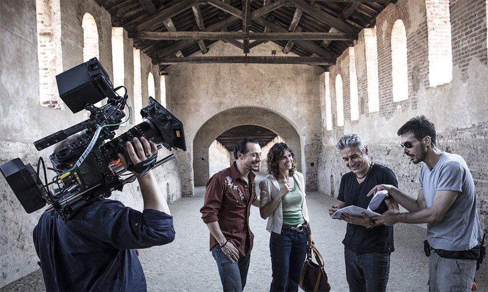 """Inizio riprese del nuovo film di Ligabue, """"MADE IN ITALY"""" 18 Inizio riprese del nuovo film di Ligabue, """"MADE IN ITALY"""""""