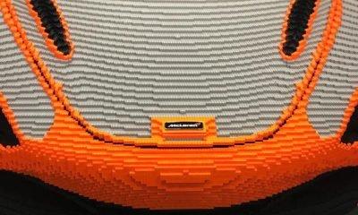 McLaren collabora con LEGO per costruire una 720S in scala 1:1 29 McLaren collabora con LEGO per costruire una 720S in scala 1:1