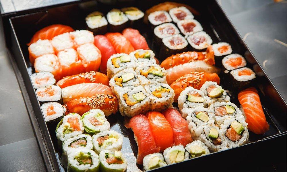 Sushi: l'uramaki philadelphia è il piatto più ordinato a domicilio 28 Sushi: l'uramaki philadelphia è il piatto più ordinato a domicilio