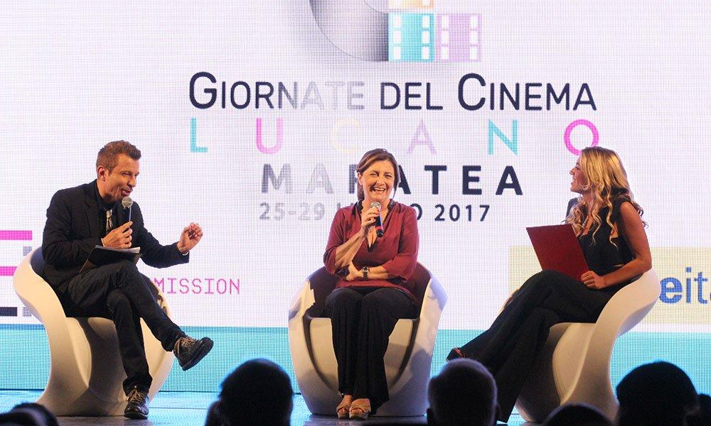 """Debutto col botto per """"Le giornate del Cinema Lucano - Premio Maratea 2017"""" 7 Debutto col botto per """"Le giornate del Cinema Lucano - Premio Maratea 2017"""""""