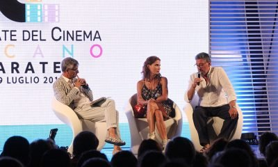 Le giornate del cinema lucano: le foto della terza serata 19 Le giornate del cinema lucano: le foto della terza serata