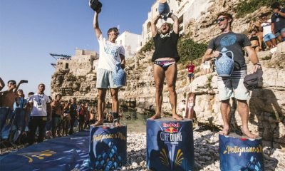 Red Bull Cliff Diving: Alessandro De Rose trionfa a Polignano 48 Red Bull Cliff Diving: Alessandro De Rose trionfa a Polignano