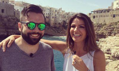 """Alessia Ventura: """"Felicissima di condurre Grand Tour d'Italia su Rete 4"""" 19 Alessia Ventura: """"Felicissima di condurre Grand Tour d'Italia su Rete 4"""""""