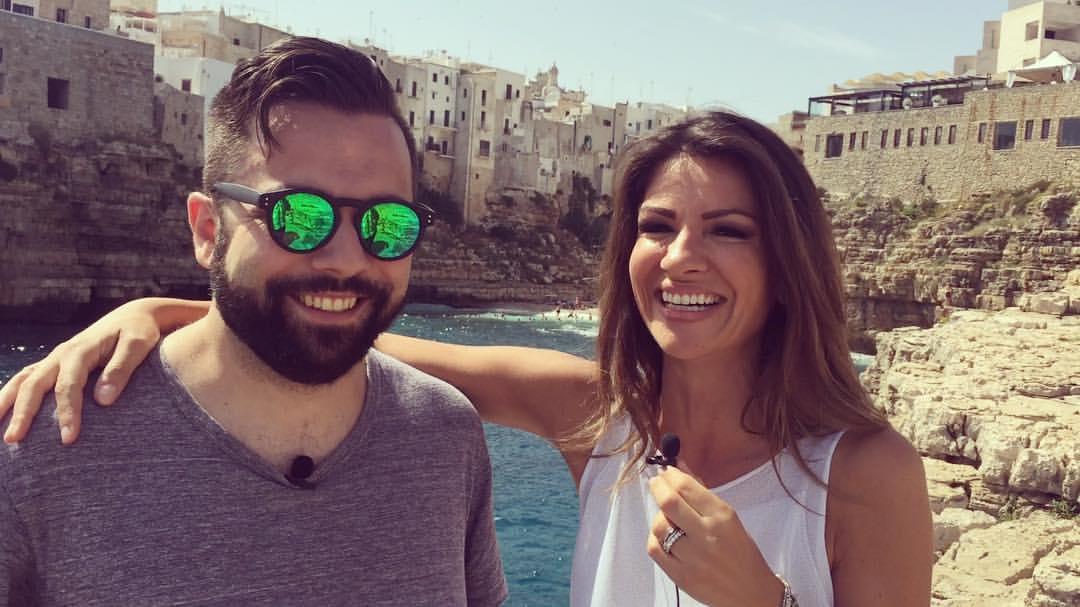 """alessia ventura - Alessia Ventura: """"Felicissima di condurre Grand Tour d'Italia su Rete 4"""""""