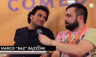 """Marco """"Baz"""" Bazzoni al Comedy Central Tour di Monopoli 25 Marco """"Baz"""" Bazzoni al Comedy Central Tour di Monopoli"""