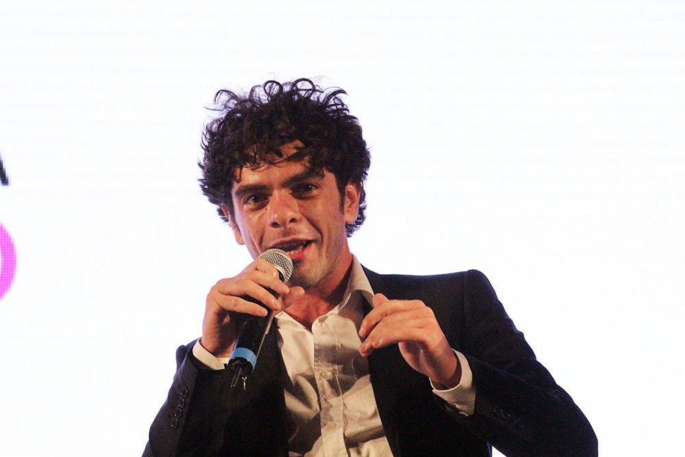 """Giovanni Anzaldo premiato a """"Le giornate del cinema lucano"""" 6 Giovanni Anzaldo premiato a """"Le giornate del cinema lucano"""""""