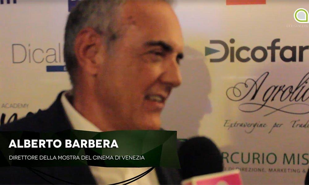 Alberto Barbera - Festival del cinema di Venezia