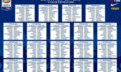 Serie A, prima giornata: gli orari diretta tv 8 Serie A, prima giornata: gli orari diretta tv