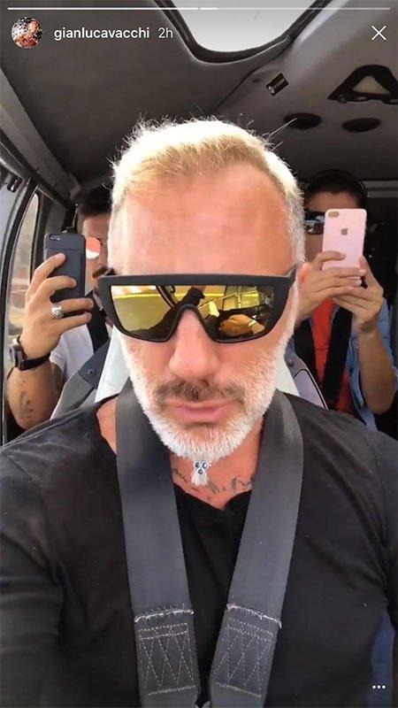 "Gianluca Vacchi: la risposta sui social ai ""detrattori estivi"" 34 Gianluca Vacchi: la risposta sui social ai ""detrattori estivi"""