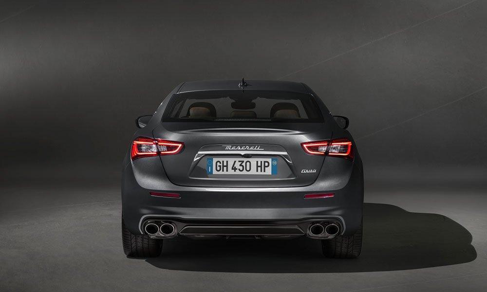 Nuova Ghibli Granlusso Maserati