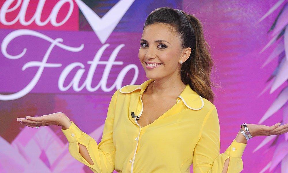 DETTO FATTO Serena Rossi - Detto Fatto: le anticipazioni sulle puntate (25-29 settembre)