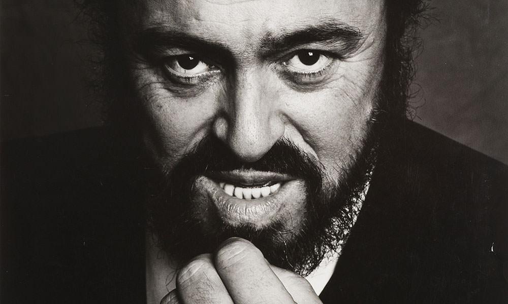 Pavarotti - (C) Nigel Parry