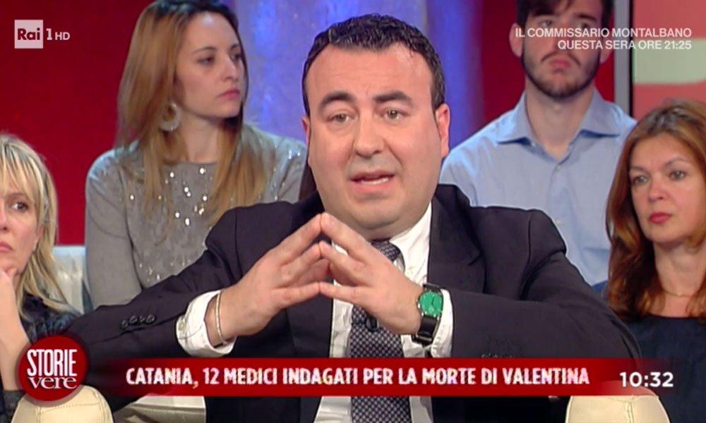 L'avvocato Cataldo Calabretta