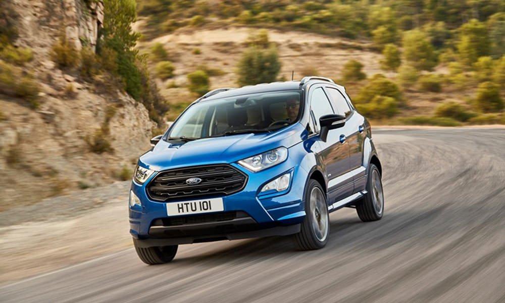 Ford presenta la nuova EcoSport: l'evoluzione del SUV compatto 6 Ford presenta la nuova EcoSport: l'evoluzione del SUV compatto