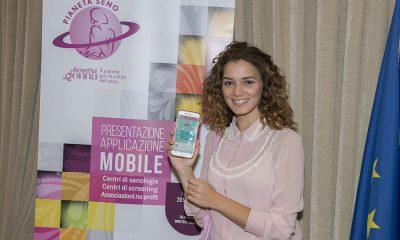 Arriva l'app per la salute del seno 29 Arriva l'app per la salute del seno