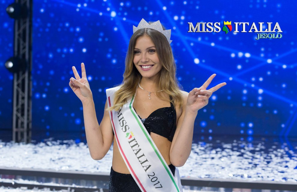 Miss Italia 2017 è Alice Rachele Arlanch 6 Miss Italia 2017 è Alice Rachele Arlanch