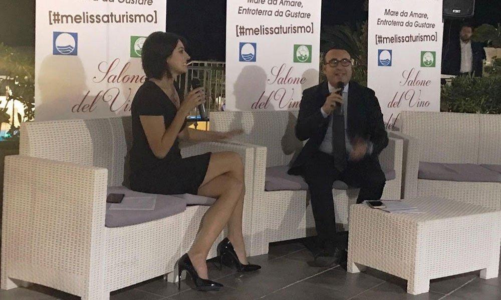 Elisa Isoardi e Cataldo Calabretta
