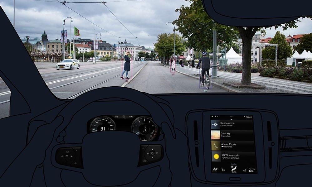 volvo xc 40 - Il nuovo SUV Volvo XC40: sicurezza e tecnologia