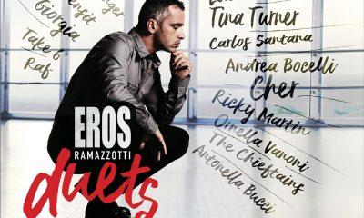 """Eros Ramazzotti: il 17 novembre esce """"Eros Duets"""" 52 Eros Ramazzotti: il 17 novembre esce """"Eros Duets"""""""