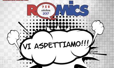 Gli YouTuber Greater Fool danno spettacolo sul palco di Romics 30 Gli YouTuber Greater Fool danno spettacolo sul palco di Romics