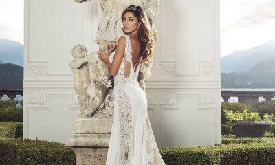 Belen Rodriguez sposa sofisticata tra sensualità e romanticismo 12 Belen Rodriguez sposa sofisticata tra sensualità e romanticismo