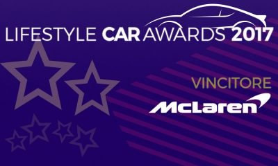 McLaren vince il Lifestyle Car Awards 2017 38 McLaren vince il Lifestyle Car Awards 2017