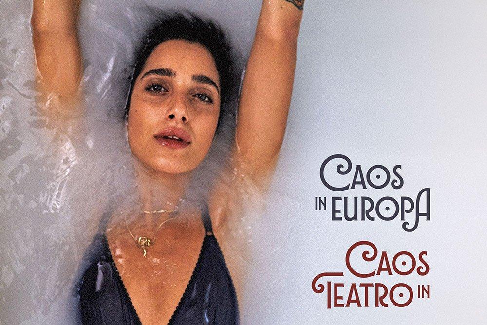Levante, doppio tour in Europa e teatri