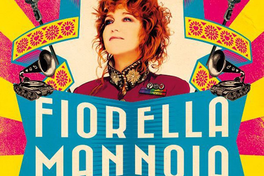 Fiorella Mannoia in concerto a Bari il 4 dicembre 2017