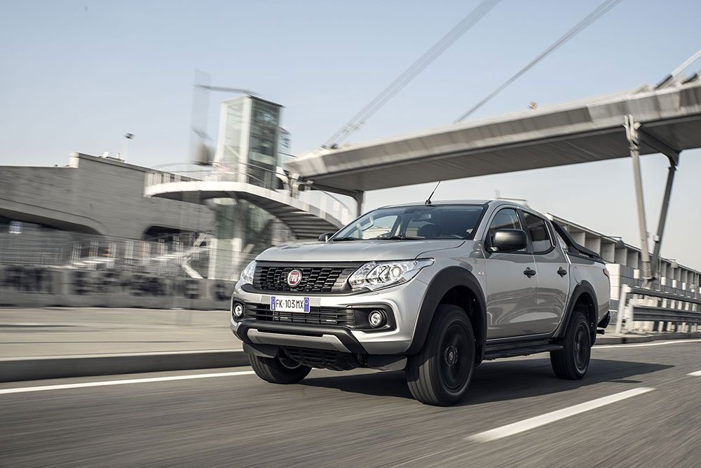 Fiat Fullback Cross, il pick-up italiano è pronto a tutto