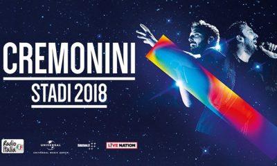 Cremonini Live Tour: oltre 150mila biglietti venduti 54 Cremonini Live Tour: oltre 150mila biglietti venduti