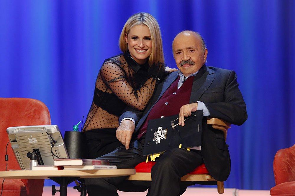 Maurizio Costanzo Show ospiti: Monte e De Martino insieme