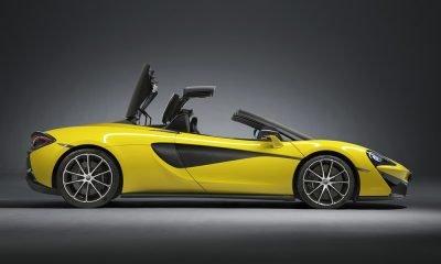McLaren 720S & McLaren 570S Spider al Motorshow di Bologna 20 McLaren 720S & McLaren 570S Spider al Motorshow di Bologna