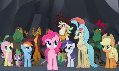 My Little Pony - Il Film: al cinema il prossimo 6 dicembre 13 My Little Pony - Il Film: al cinema il prossimo 6 dicembre