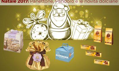 Natale 2017: Panettone, Pandoro e le novità dolciarie 8 Natale 2017: Panettone, Pandoro e le novità dolciarie