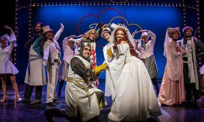 Spamalot - il Musical con Elio al Teatro Nuovo dal 17 novembre 42 Spamalot - il Musical con Elio al Teatro Nuovo dal 17 novembre
